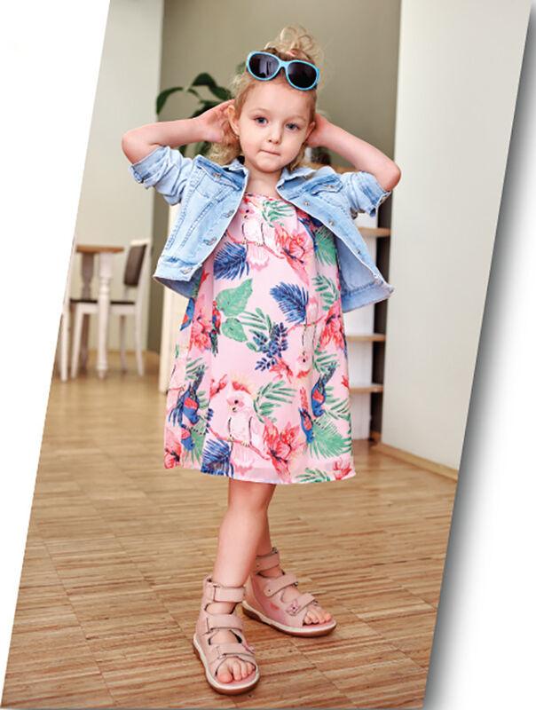 Memo Детские ортопедические босоножки Agnes 1JB - фото 3