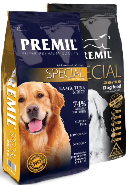 Premil Корм для собак Special SuperPremium 3 кг - фото 1
