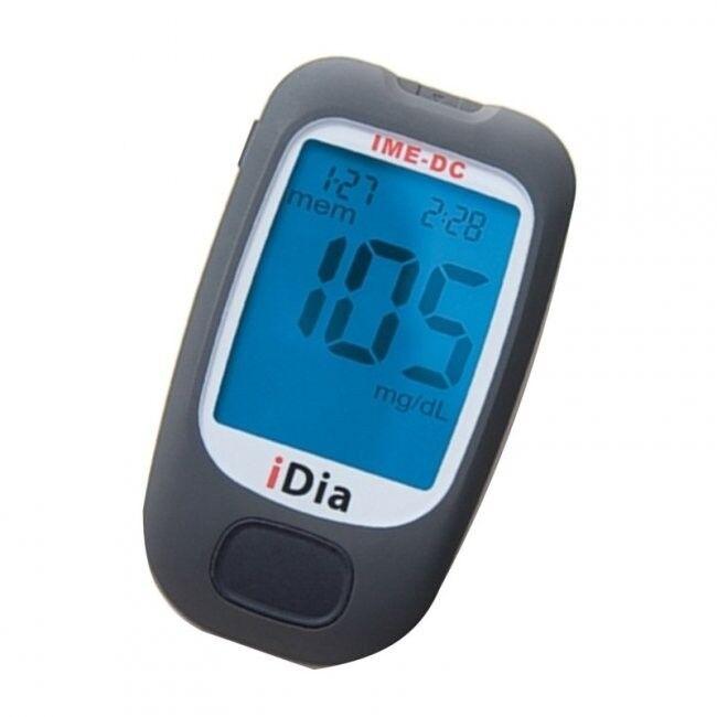 Глюкометр IME-DC Idia - фото 1