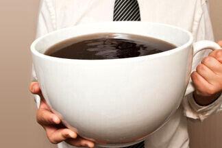 Кофеманьяк: «К классу шестому я уже подсела, а  откровенная кофеиновая привычка у меня появилась к  концу школы»