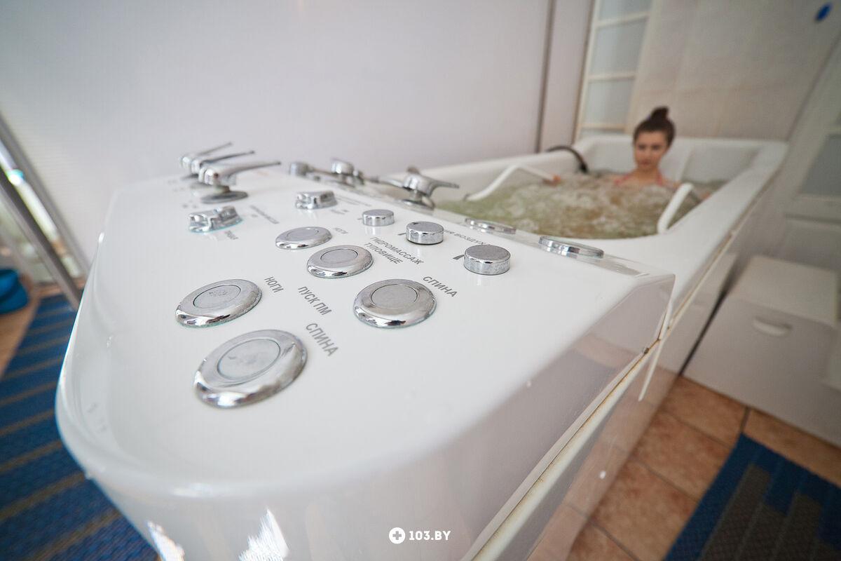 Процедуры Санаторий «Чаборок» - фото 2400933